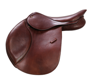 "Jumping Saddle Virginia S 17"" redwood"