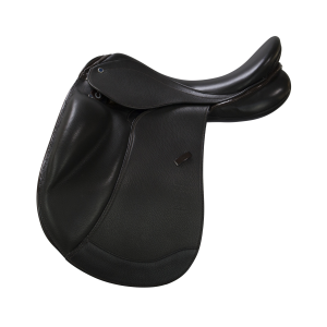 "Dressage Saddle Genesis CL 17,5"" black"
