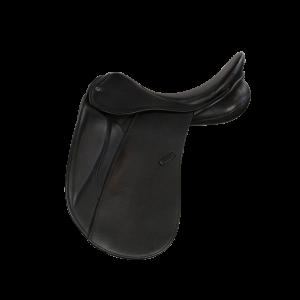 """Dressage Saddle Maestoso 17,5"""" black"""