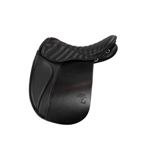 Icelandic Saddle BH Elegant RS M black