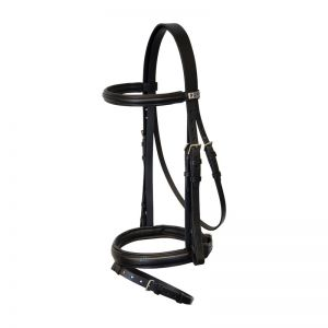 Snaffle Bridle 1001 Waterford