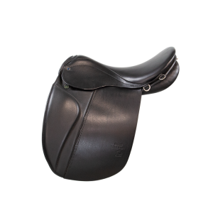 Icelandic Saddle BH Allround RS M 32cm black