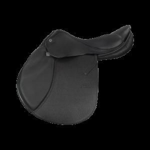 "Jumping Saddle Zaria BIOMEX 17"" black"