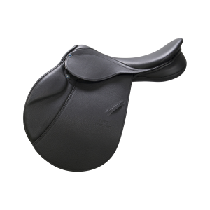 "Jumping Saddle Edelweiss NT 17,5"" black"