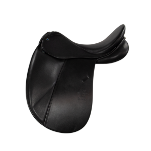 "Dressage Saddle Merlin IX-Dream 17,5"" black"