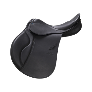 "All Purpose Saddle Genesis VSD 17,5"" black"