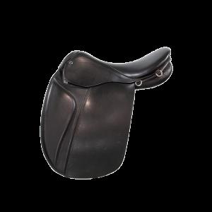 Icelandic Saddle BH Elegant M black/black