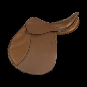 "Jumping Saddle Zaria BIOMEX 17,5"" tobacco"