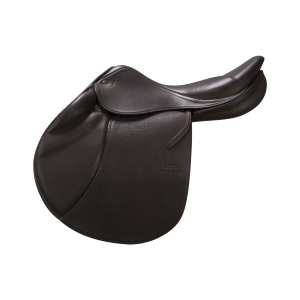 "Jumping Saddle Zaria de Luxe 17,5"" ebony"