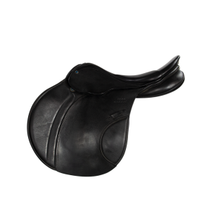 """Jumping Saddle Roxane NT 17,5"""" black"""