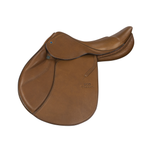 "Jumping Saddle Zaria BIOMEX 17"" tobacco"