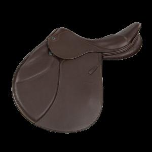"Jumping Saddle Zaria BIOMEX 17,5"" ebony"