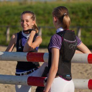 Junior back protector girls version